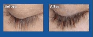 idol lash before after pictures